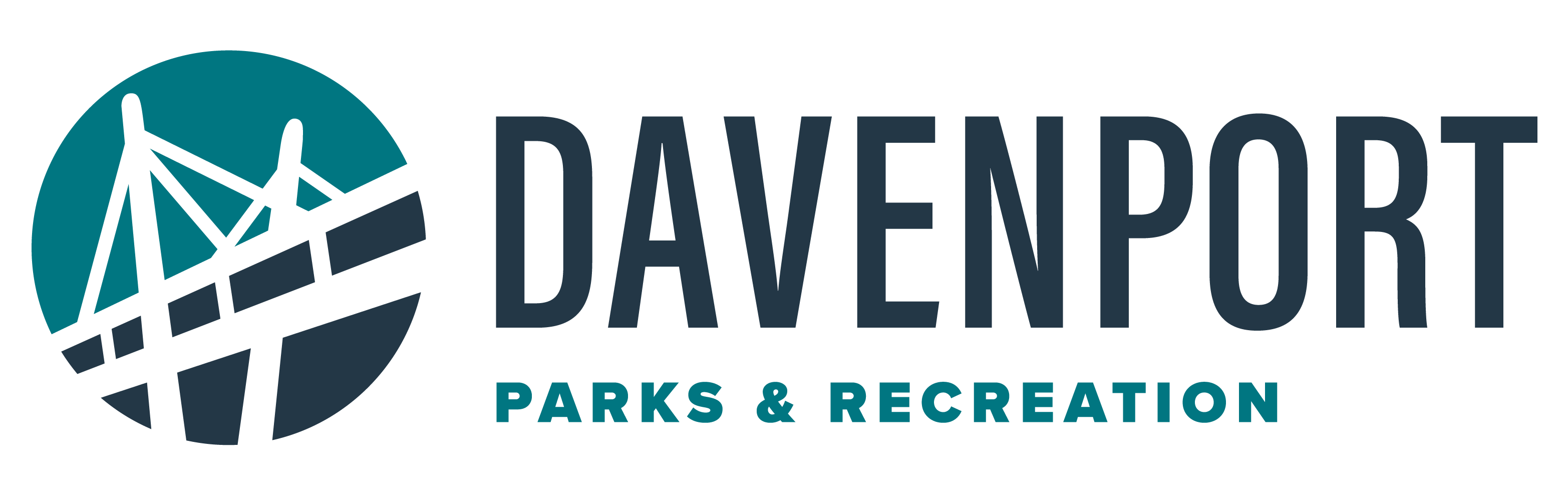 Davenport Parks and Recreation Logo
